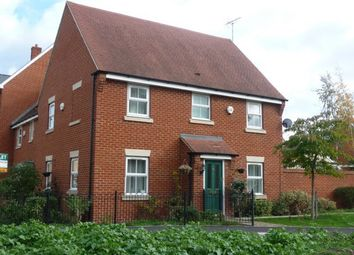Thumbnail 4 bed end terrace house for sale in Braxton Road, Swindon