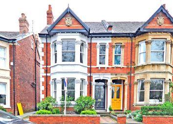 Thumbnail 4 bed semi-detached house to rent in Kensington Avenue, Cheltenham, Gloucestershire