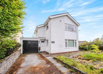 Thumbnail 3 bedroom detached house for sale in Raleigh Close, Sketty, Swansea
