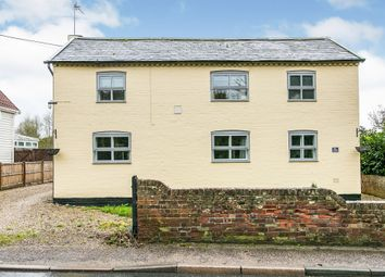 Thumbnail 3 bed detached house for sale in The Street, Monks Eleigh, Ipswich