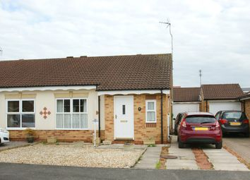 Thumbnail 2 bedroom semi-detached bungalow for sale in Moorfield Way, Wilberfoss, York