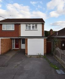 Thumbnail 3 bed semi-detached house for sale in Knightswick Road, Canvey Island, Essex