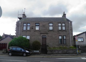 Thumbnail 1 bed flat to rent in St James Road, Forfar, Angus