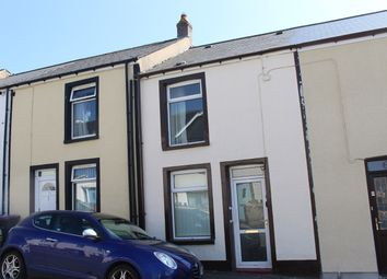 Thumbnail 2 bed terraced house for sale in Upper Hill Street, Blaenavon, Pontypool