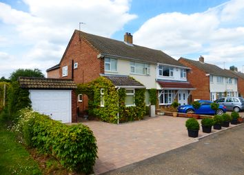 Thumbnail 4 bed semi-detached house for sale in Wingfield Road, Bromham, Bedford