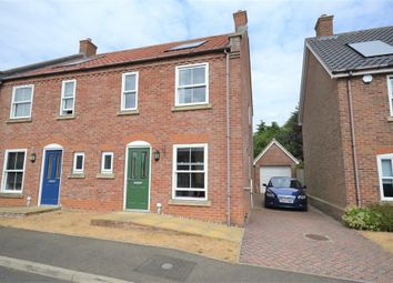 Thumbnail 2 bed semi-detached house for sale in Owen Cole Close, Great Massingham, King's Lynn