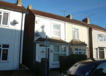 Thumbnail 3 bedroom semi-detached house to rent in Mayors Walk, Peterborough