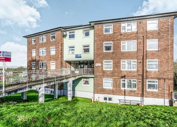 Thumbnail 2 bed flat for sale in Kinnaird Crescent, Plymouth