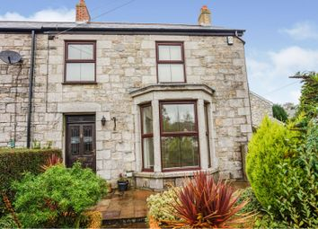 Thumbnail 3 bed end terrace house for sale in Brays Terrace, Lanner Redruth