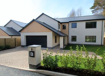 Thumbnail 5 bedroom detached house for sale in Esthwaite Lane, Derriford, Plymouth