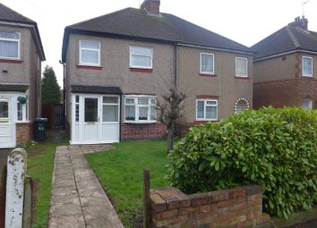 Thumbnail 3 bedroom semi-detached house for sale in Three Spires Avenue, Radford, Coventry, West Midlands