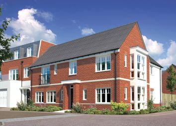 Thumbnail 5 bed semi-detached house for sale in The York, St John's, Wood Street, Chelmsford, Essex