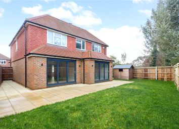 Thumbnail 3 bed detached house for sale in Kynance Close, Milford, Godalming, Surrey