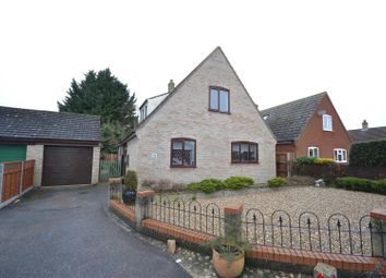 Thumbnail 3 bed detached bungalow for sale in Edenside Drive, Attleborough