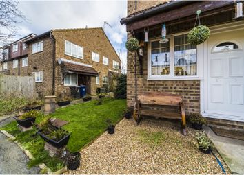 Thumbnail 1 bed terraced house for sale in Sawyers Lawn, London