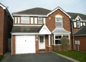 Thumbnail 4 bed detached house for sale in Tillett Road, Thorpe Astley, Leicester