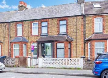 Thumbnail 2 bed terraced house for sale in Shottendane Road, Margate