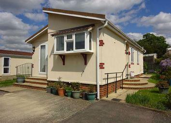Thumbnail Mobile/park home for sale in Fairhaven Park, Cheltenham, Glos