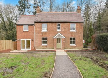 Thumbnail 4 bed detached house for sale in Broad Layings, Woolton Hill, Newbury