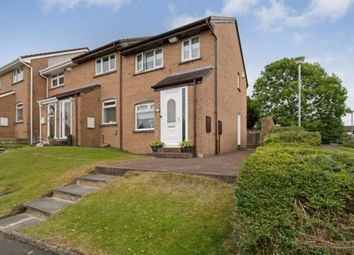 Thumbnail 3 bed end terrace house for sale in Micklehouse Wynd, Baillieston, Glasgow, Lanarkshire