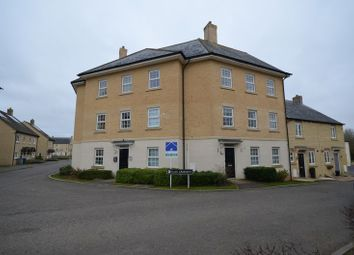 Thumbnail 2 bed flat for sale in Flax Crescent, Carterton