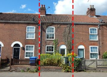 Thumbnail 2 bed terraced house for sale in 60 Bull Close Road, Norwich, Norfolk