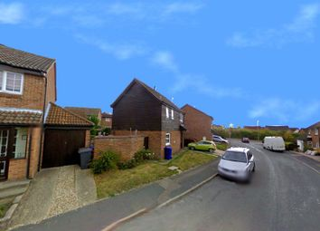 Thumbnail 3 bed detached house for sale in Shetland Road, Suffolk