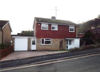 Thumbnail 3 bed detached house to rent in Goodwood Rise, Marlow Bottom, Buckinghamshire