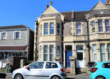 Thumbnail 2 bed flat for sale in Trevelyn Road, Weston Super Mare