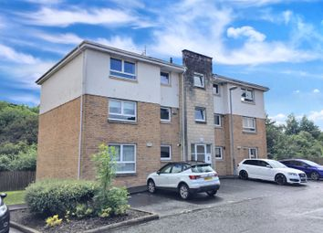 Thumbnail 2 bed flat for sale in Burnbrae Gardens, Clydebank