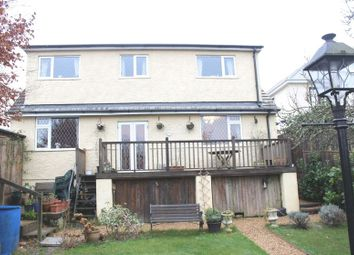 Thumbnail 4 bed detached house for sale in Dean Road, Colebrook, Plympton, Plymouth
