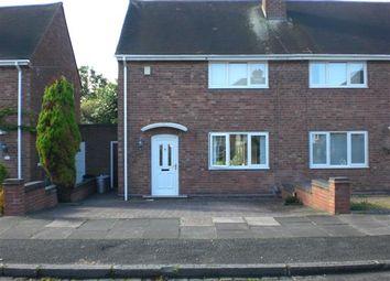Thumbnail 2 bedroom semi-detached house to rent in Larne Road, Sheldon, Birmingham