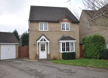 Thumbnail 4 bed detached house for sale in Mansell Close, Towcester