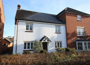 Thumbnail 3 bed semi-detached house for sale in Alsa Brook Meadow, Tiverton