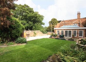 Thumbnail 4 bed detached house for sale in High Street, East Ilsley, Newbury
