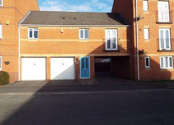 Thumbnail 2 bedroom maisonette for sale in Westminster Avenue, Sandiacre, Nottingham, Nottinghamshire