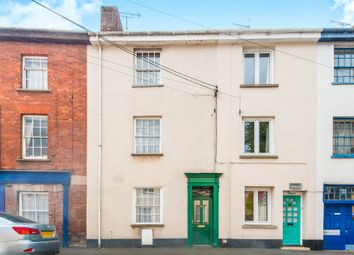 Thumbnail 3 bed town house for sale in East Street, Crediton