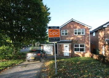 Thumbnail 3 bed detached house to rent in The Keep, North Common, Bristol