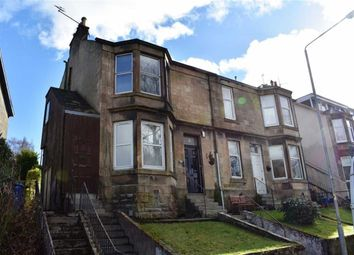 Thumbnail 2 bed flat for sale in 3, Old Inverkip Road, Greenock, Renfrewshire