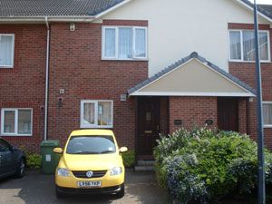 Thumbnail 2 bed terraced house to rent in Pullman Place, Eltham, London