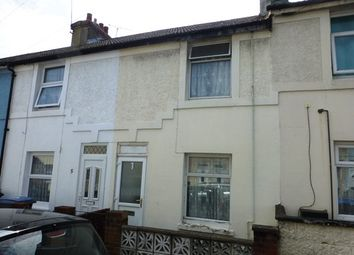 Thumbnail 2 bed terraced house for sale in Wyndham Road, Dover