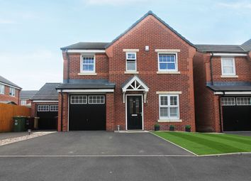 Thumbnail 4 bed detached house for sale in Kentfield Drive, Bolton