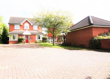Thumbnail 4 bed detached house for sale in Broadway Park Close, Derby