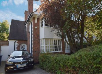 Thumbnail 3 bed semi-detached house for sale in Willifield Way, Hampstead Garden Suburb