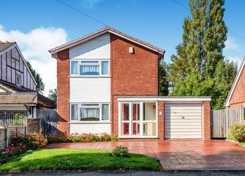 Thumbnail 3 bed detached house for sale in Heath Gap Road, Cannock, Staffordshire, .