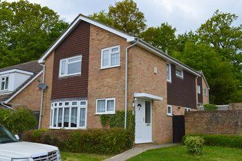 Thumbnail 4 bed detached house to rent in Fountains Close, Gossops Green, Crawley, West Sussex