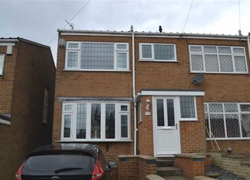 Thumbnail 3 bed property for sale in Ayr Close, Spondon, Derby