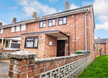 Thumbnail 2 bedroom end terrace house for sale in Borrowdale Road, Southampton