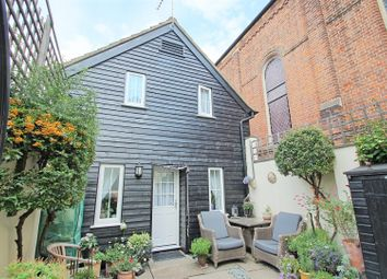Thumbnail 2 bed detached house for sale in French Horn Court, Church Street, Ware