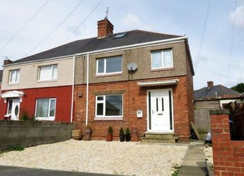 Thumbnail 3 bed semi-detached house to rent in West Grove, Trimdon, Trimdon Station